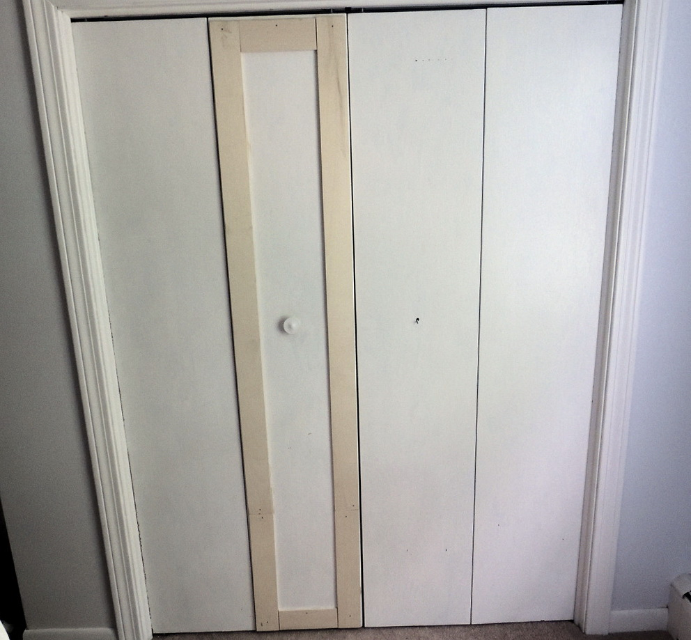 Replace Bifold Closet Doors
