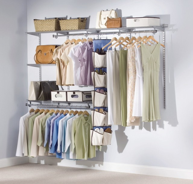 Rubbermaid Closet Organizer Ideas