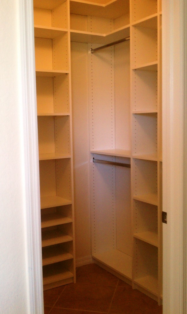 Shelving For Small Closets