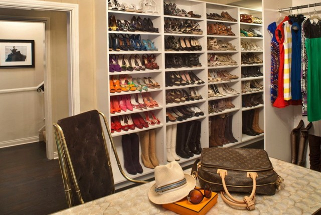 Shoe Closet Ideas Pinterest