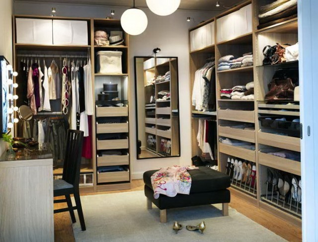 Small Walk In Closet Ideas Ikea