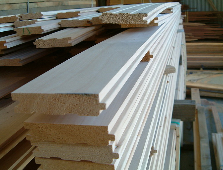 Tongue And Groove Outdoor Decking