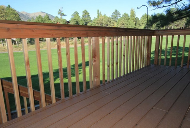 Trex Composite Decking Cost Per Square Foot