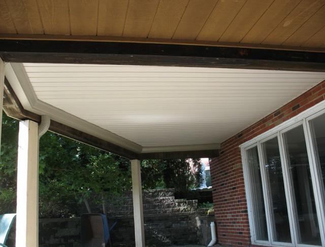 Under Deck Ceiling System