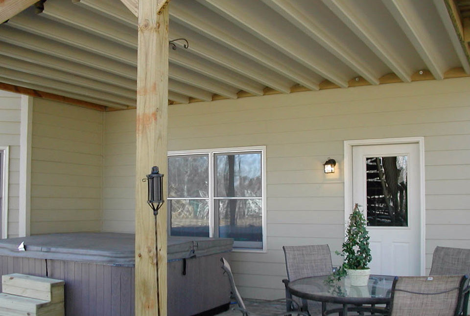 Under Deck Roofing Cost
