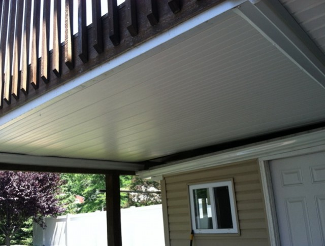 Under Deck Roofing Installers