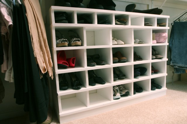 36 Inch Wide Shoe Organizers For Closets