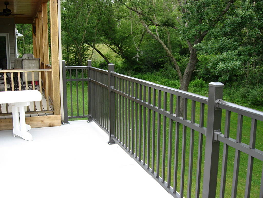 Aluminum Railings For Decks Lancaster Pa