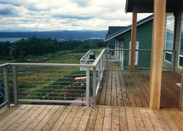 Aluminum Railings For Decks Nj