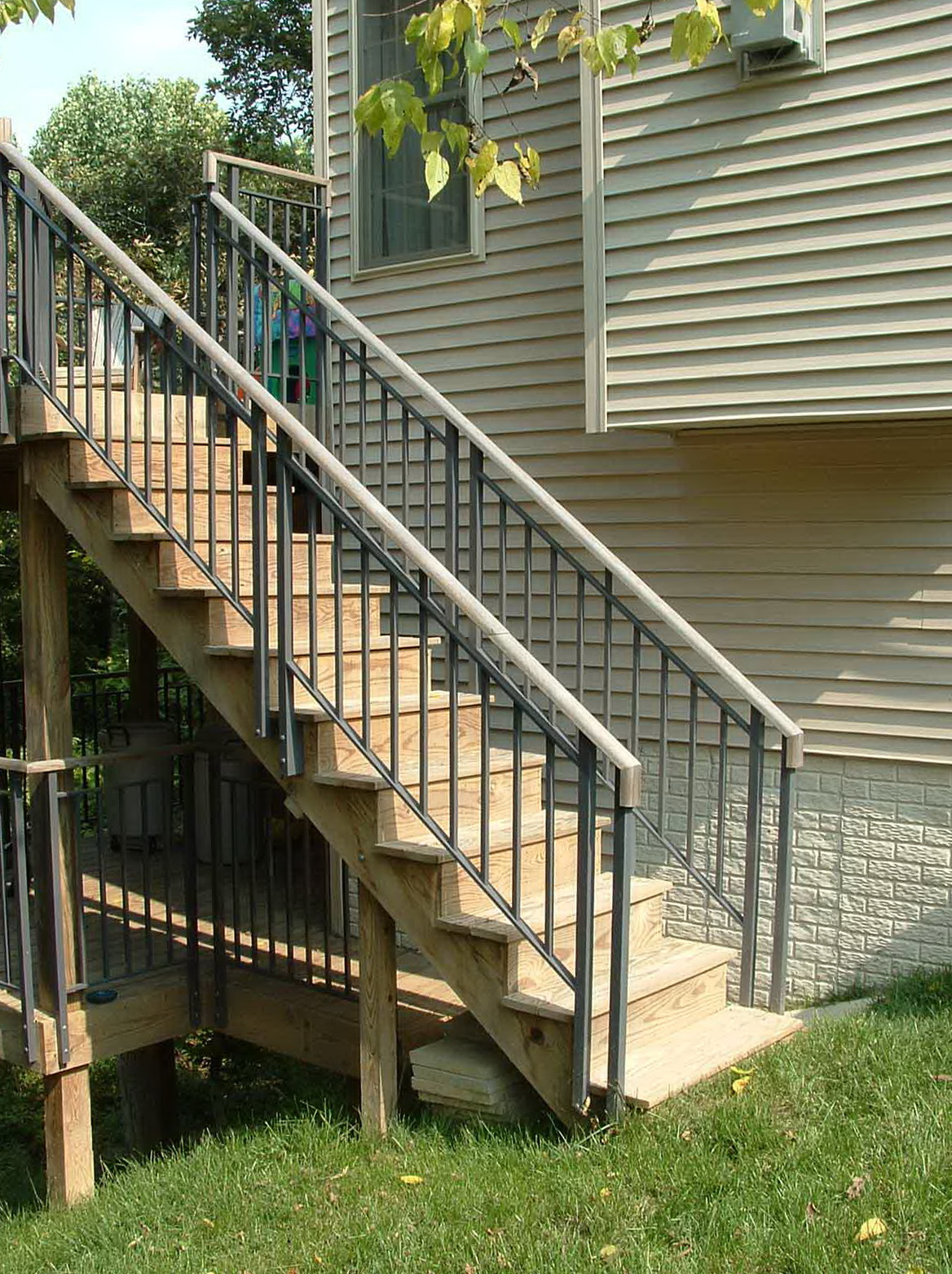 Aluminum Railings For Decks Salt Air