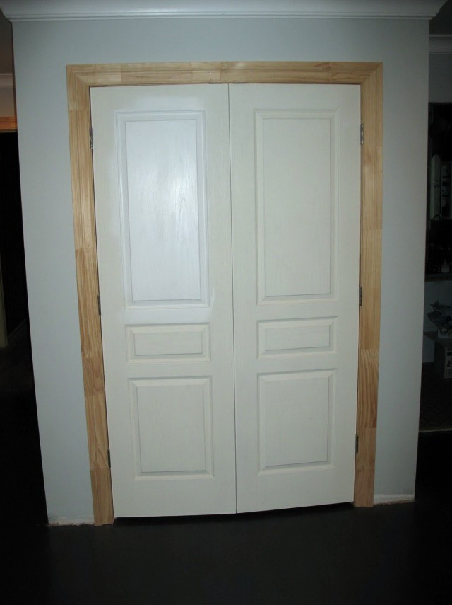 Bedroom Closet Door Alternatives