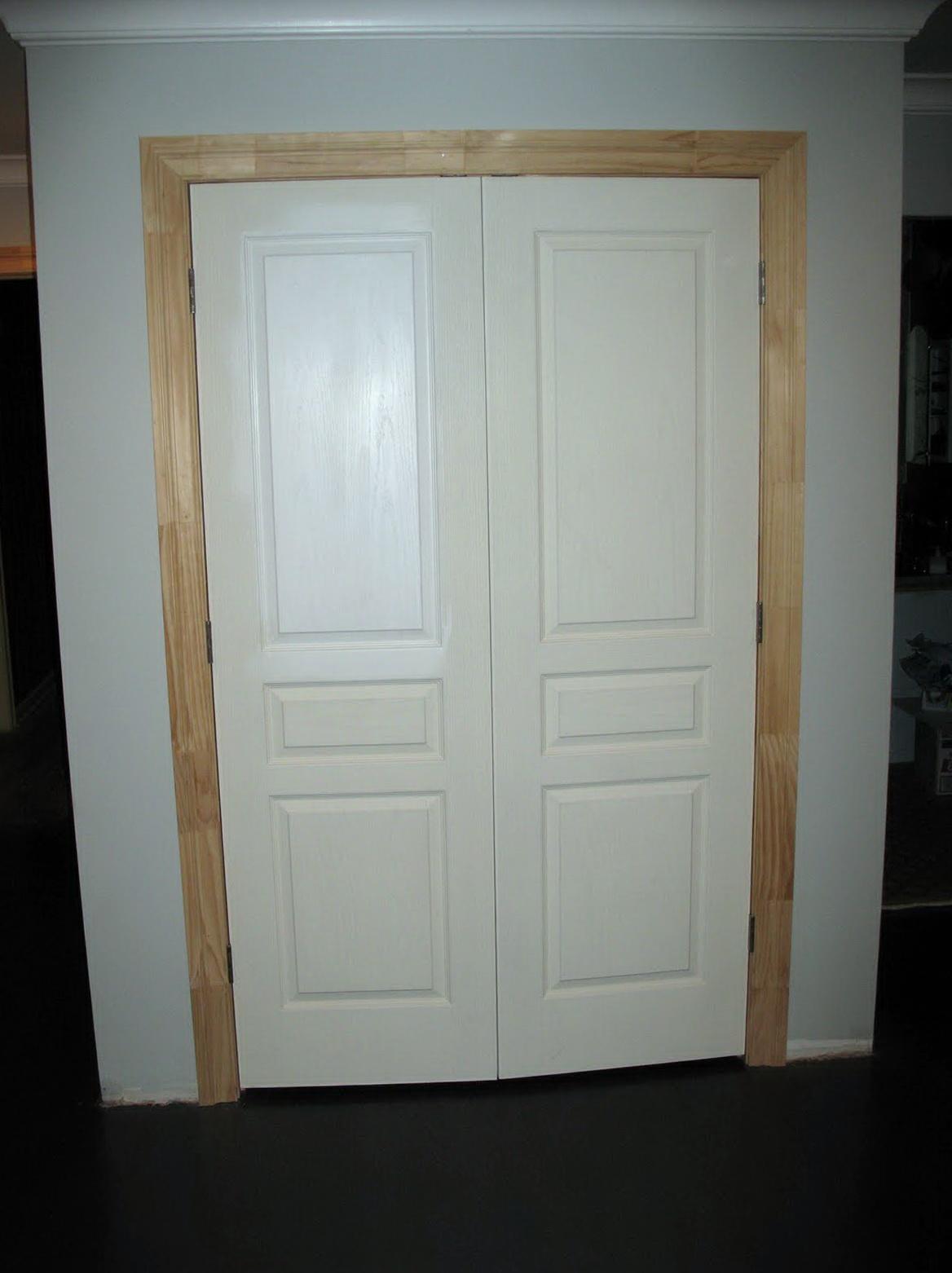 Bedroom Closet Door Alternatives