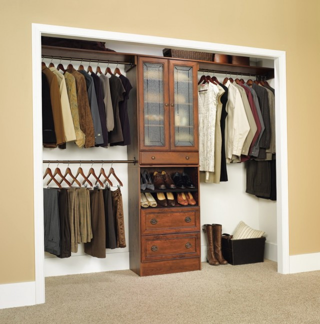 Bedroom Closet Organizers Lowes