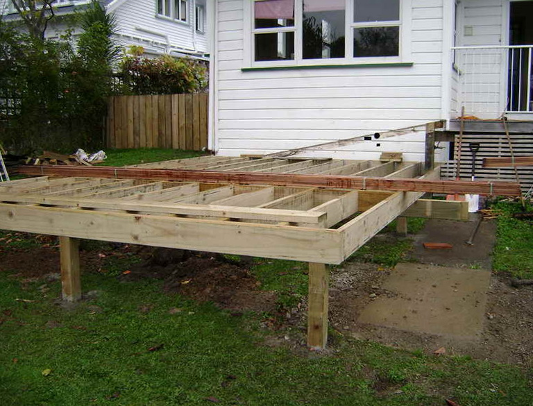 Building A Pool Deck Step By Step