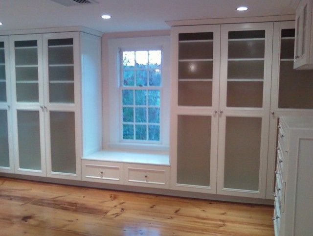 Built In Closet Systems Ideas