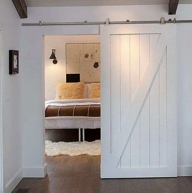 Bypass Wood Closet Doors