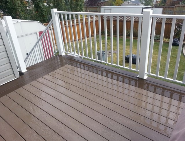 Cheap Composite Decking Calgary
