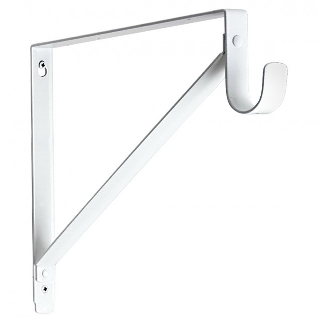 Closet Clothes Rod Bracket