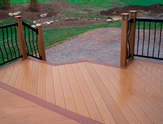 Composite Deck Material Prices