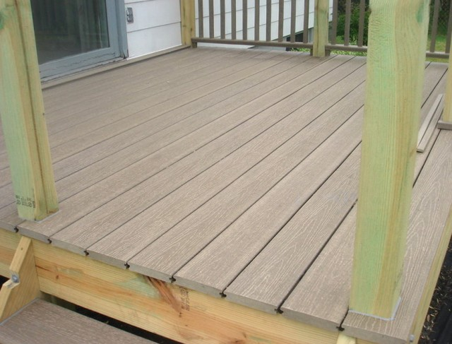 Composite Deck Material Reviews
