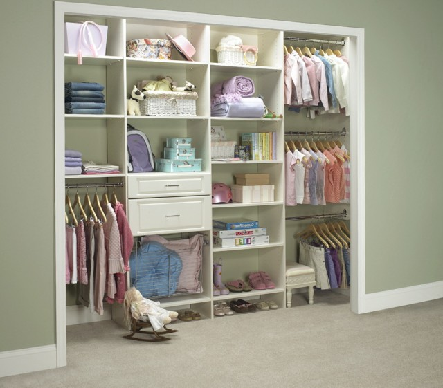 Cool Kids Closet Ideas