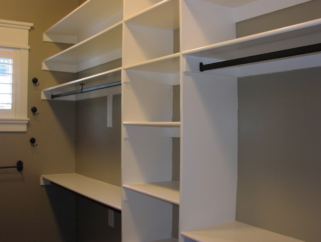 Custom Built Closet Ideas