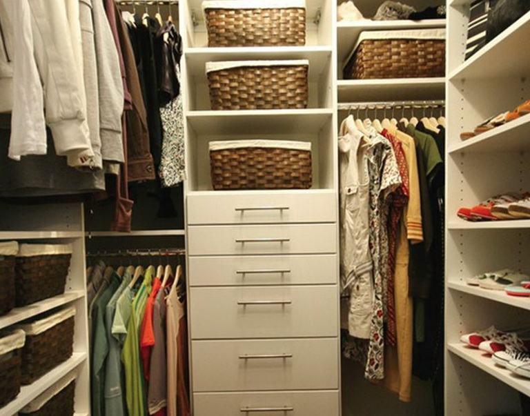 Custom Walk In Closets Pictures