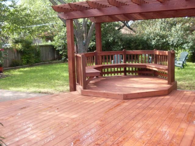 Deck And Patio Design Ideas