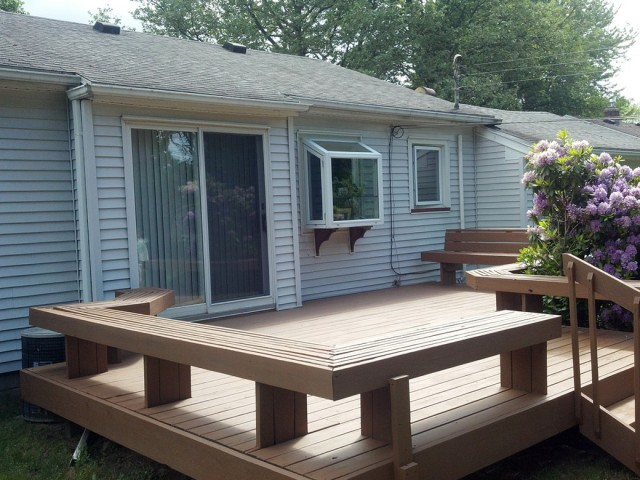 Deck Cleaning And Staining Rochester Ny