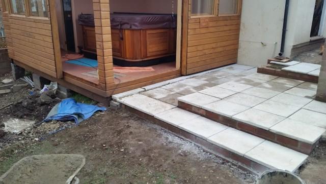 Deck Over Concrete Patio Diy