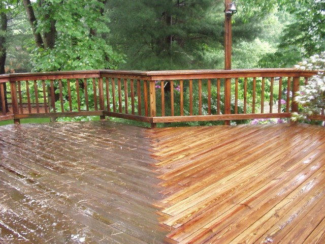 Deck Power Washing Northern Va