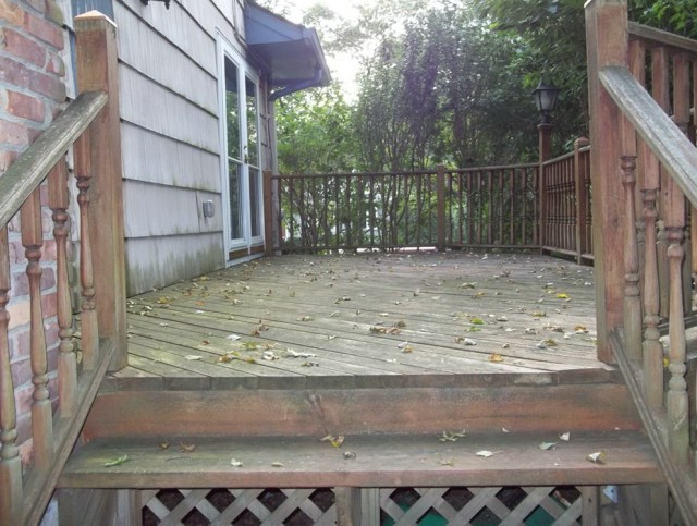 Deck Power Washing Pittsburgh