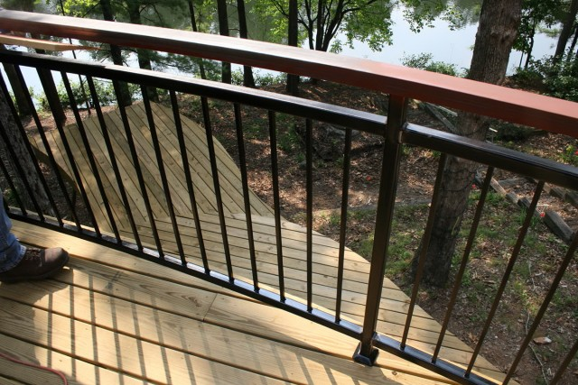 Deck Rail Design Ideas