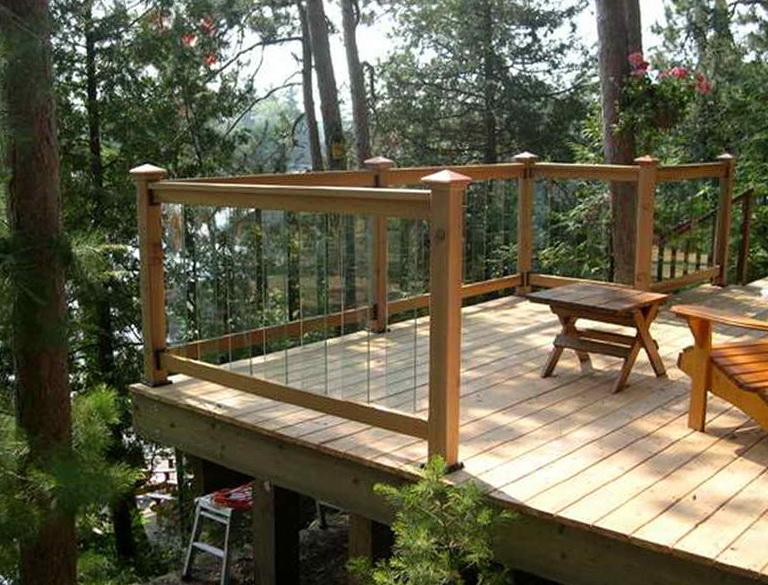 Deck Railing Brackets For Posts