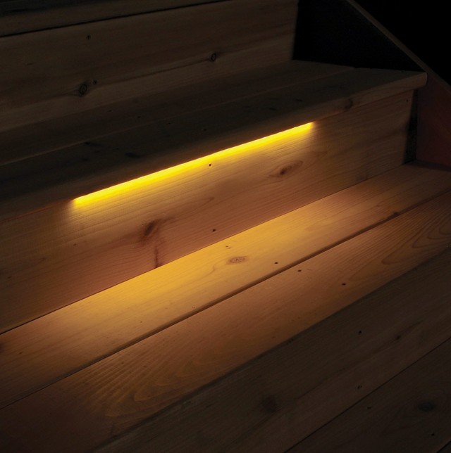 Deck Railing Light Fixtures