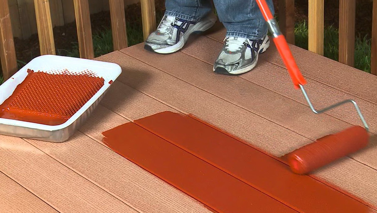 Deck Stains And Sealers Home Depot
