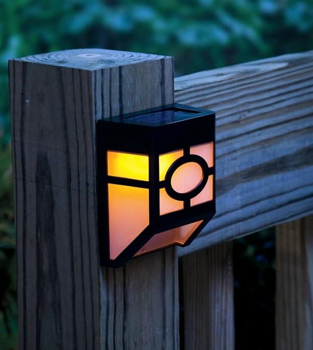 Deck Stair Lights Solar