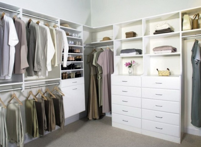 Design Your Closet Organizer