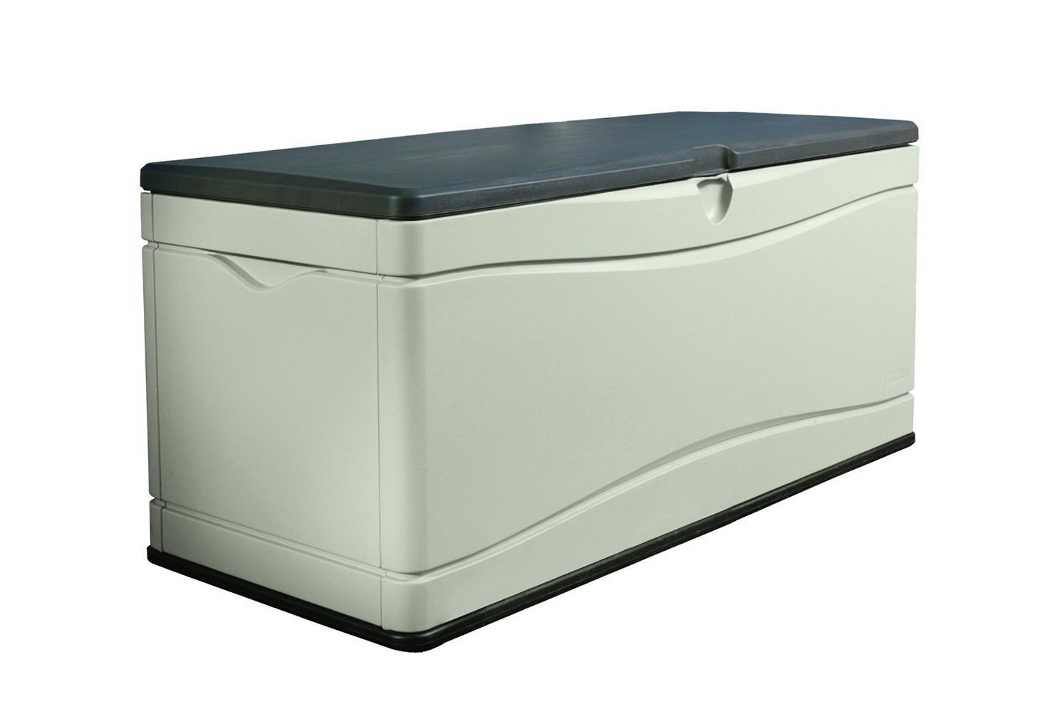 Extra Large Deck Box 200 Gallon
