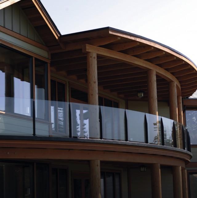 Glass Deck Railing Systems Canada