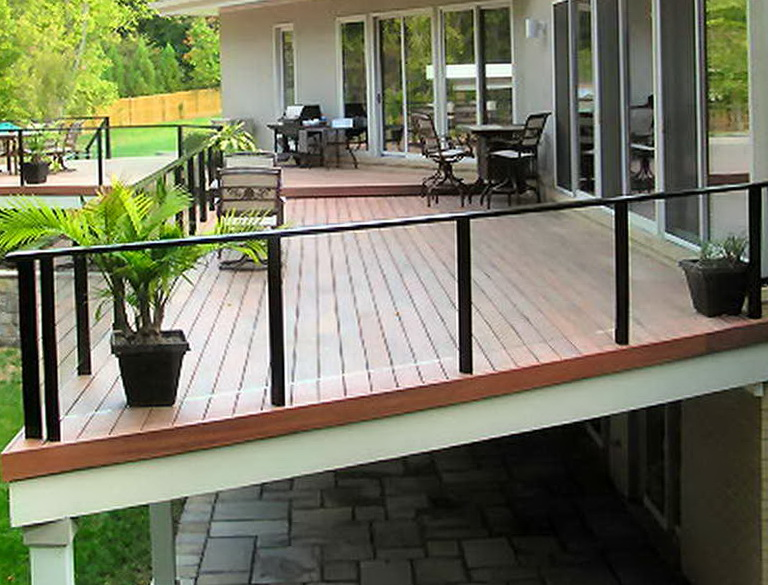Glass Deck Railing Systems Lowes