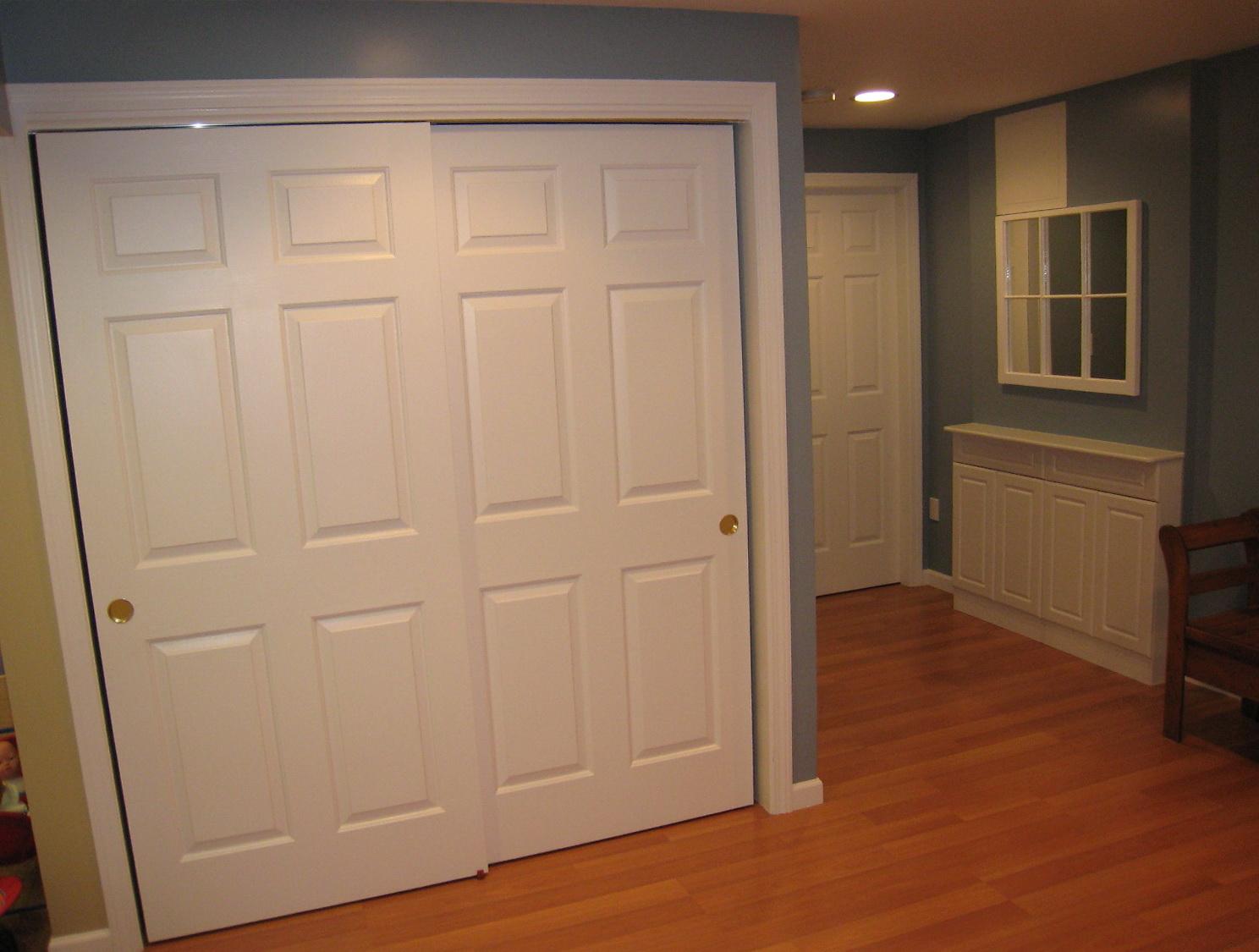 Hanging Sliding Doors For Closets