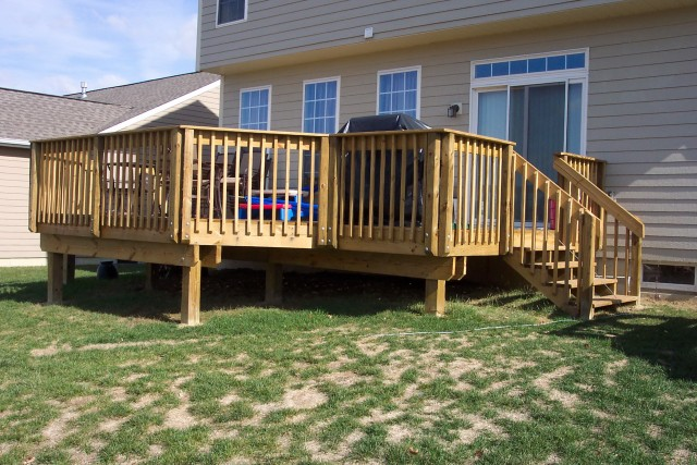 Home Depot Decks Design