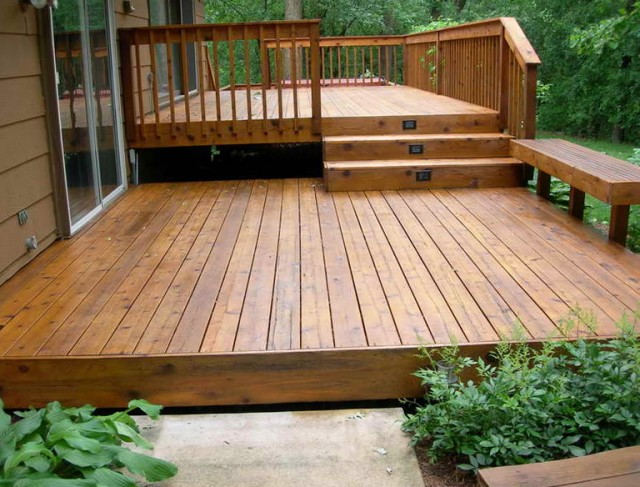 Ideas For Outside Deck