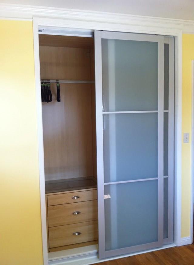 Ikea Closet Door Ideas