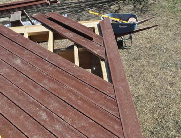 Installing Composite Decking Video