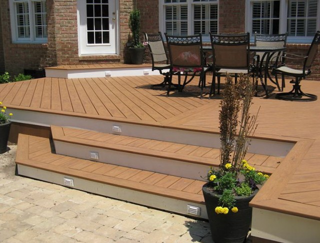 Installing Composite Decking With Clips