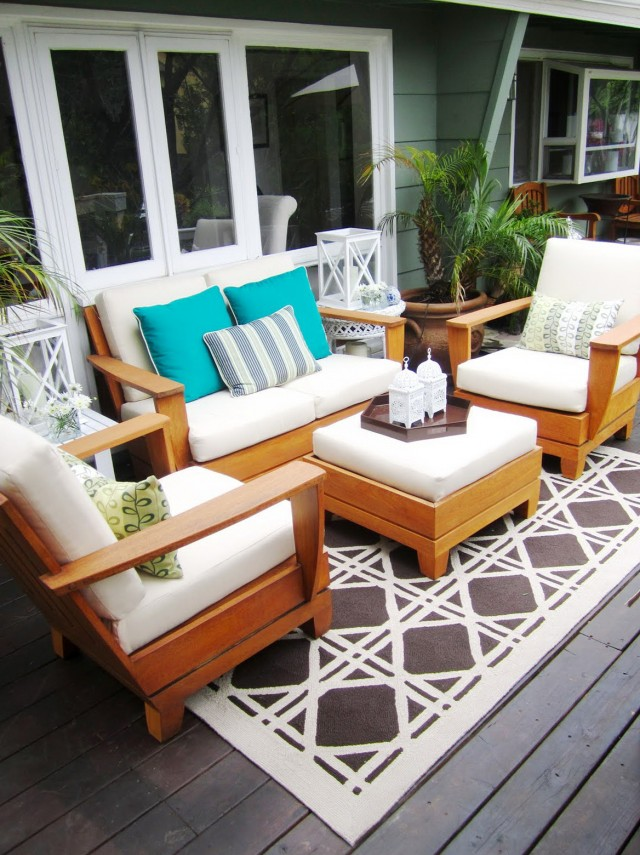 Is Outdoor Carpet Bad For Decks