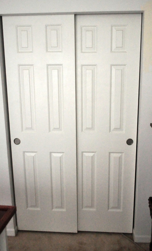 Lowes Sliding Doors For Closets