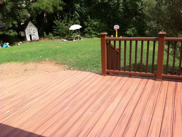 Maintenance Free Decking Menards